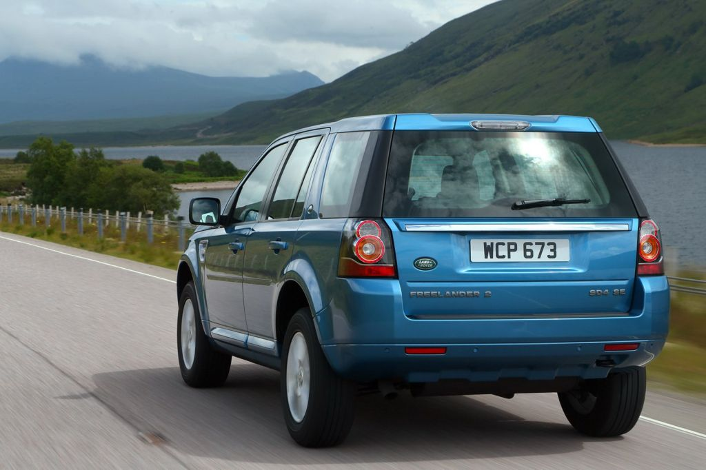 2013 Freelander 2 Facelift