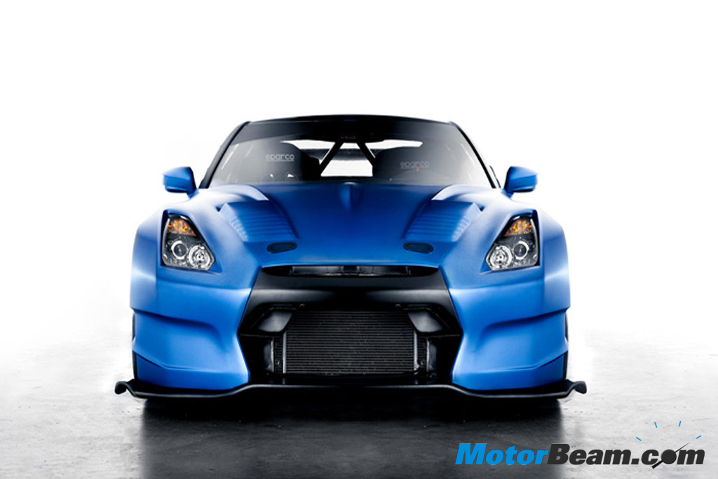 Godzilla Features In Fast And Furious - Fast car tra