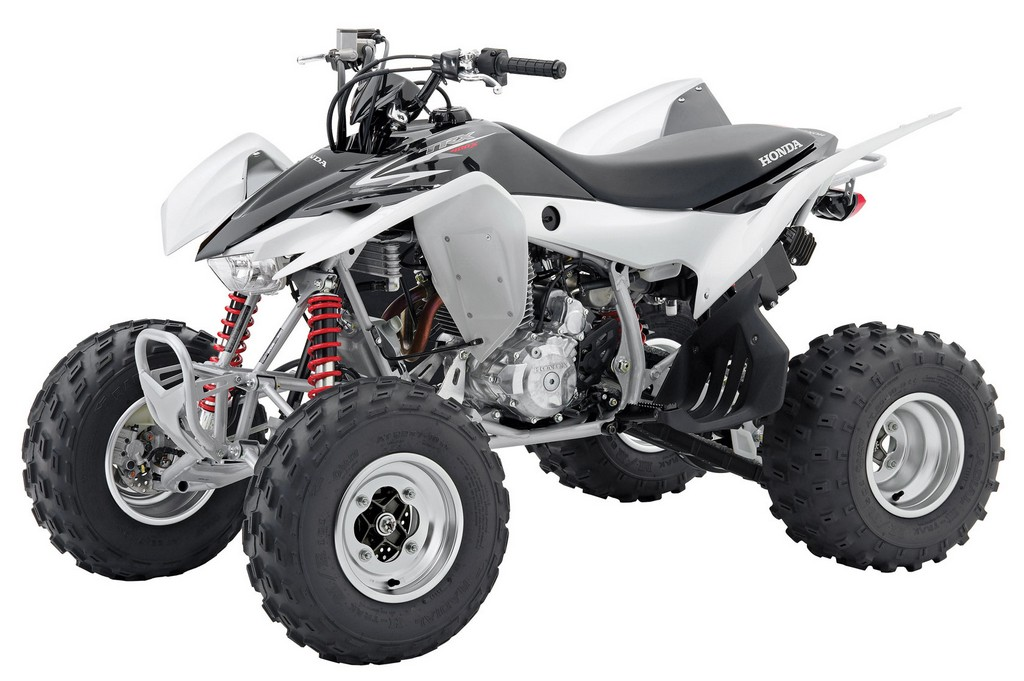 Honda Plans To Launch Atvs In India