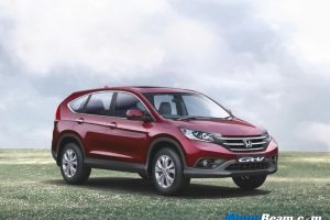 2013 Honda CR-V Brochure
