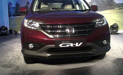 2013 Honda CR-V Launch
