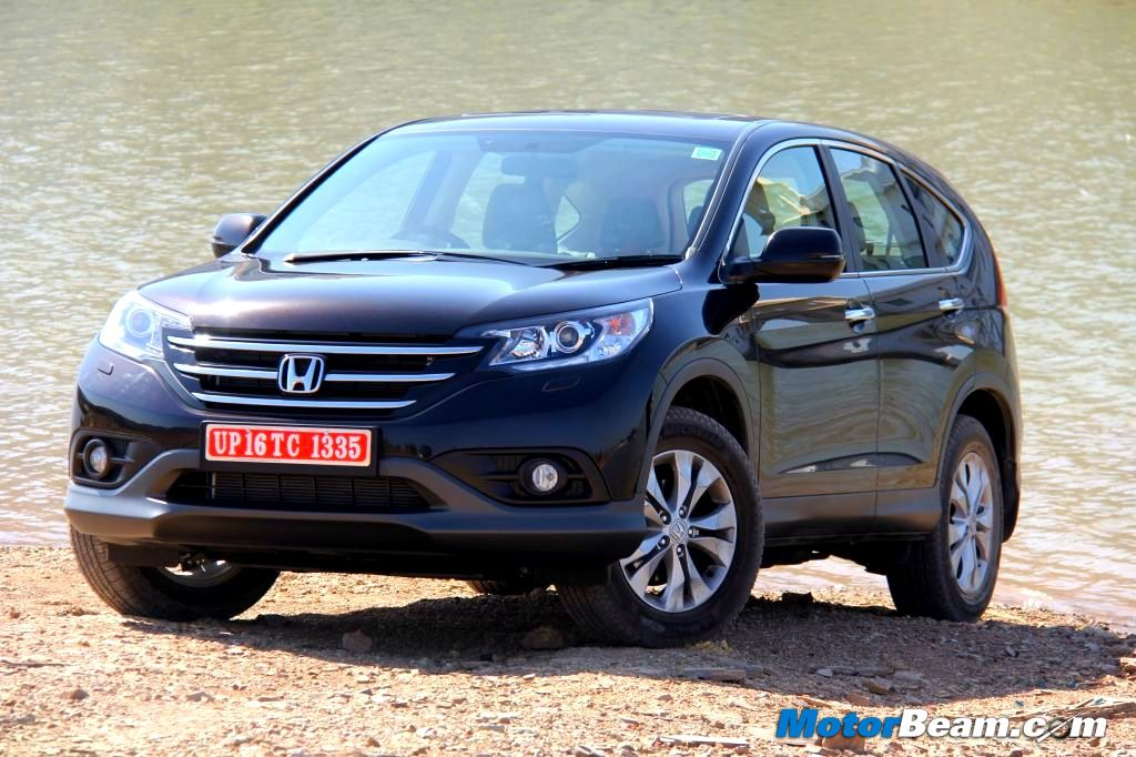 2013 Honda CR V Review