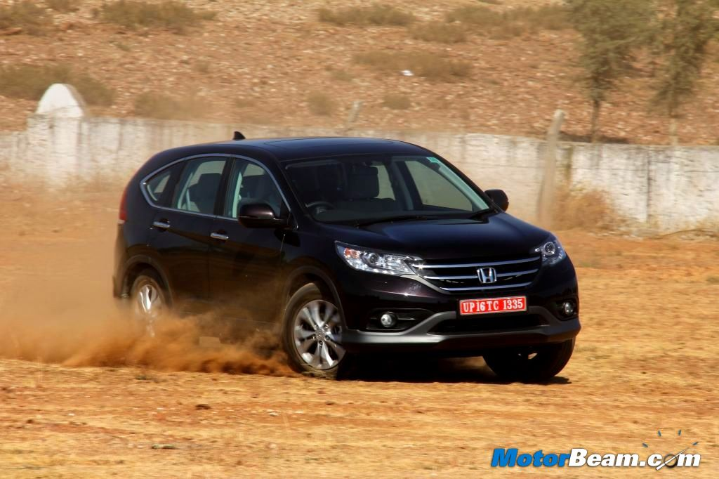 2013 Honda CR V Road Test