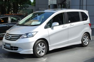 2013 Honda Freed MPV