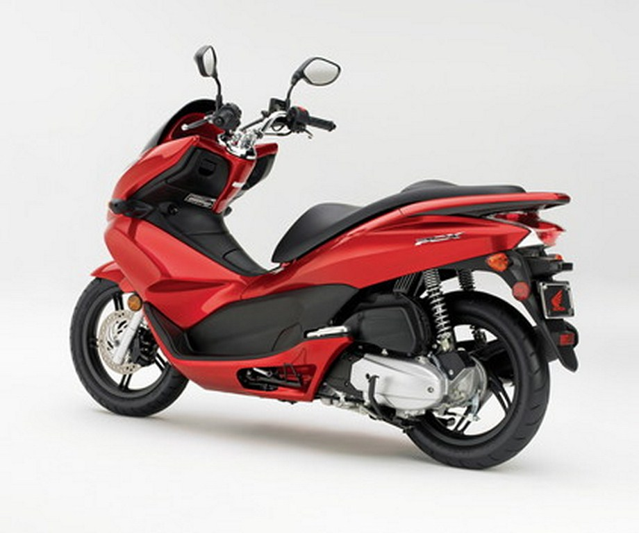 2013 Honda PCX 150 Rear