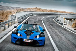 2013 KTM X-Bow GT Front