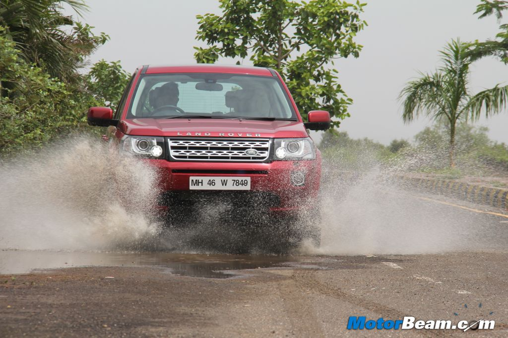 2013 Land Rover Freelander 2 Road Test