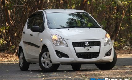 2013 Maruti Suzuki Ritz Test-Drive Review