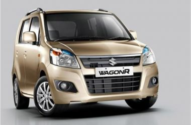 Maruti Launches AMT Variants Of Wagon R, Priced From Rs. 4.76 Lakhs