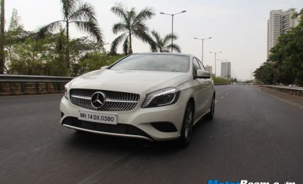 2013 Mercedes A-Class Road Test