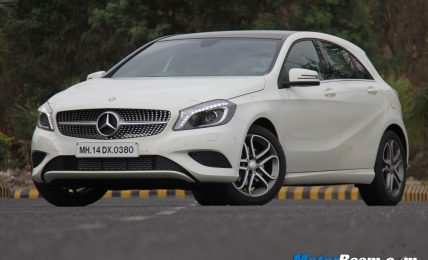 2013 Mercedes A-Class Test Drive Review