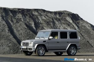 2013 Mercedes G63 AMG Wallpaper