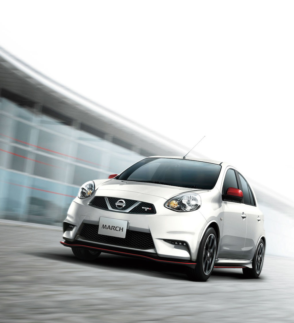 2013 Nismo March Front