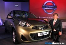 2013 Nissan Micra Facelift Prices