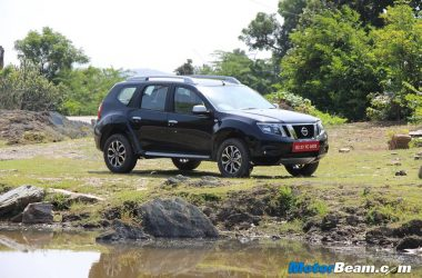 Nissan To Launch Terrano AWD In Early 2015