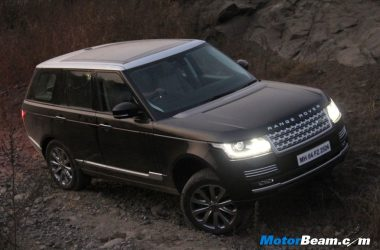 2013 Range Rover Off-Road