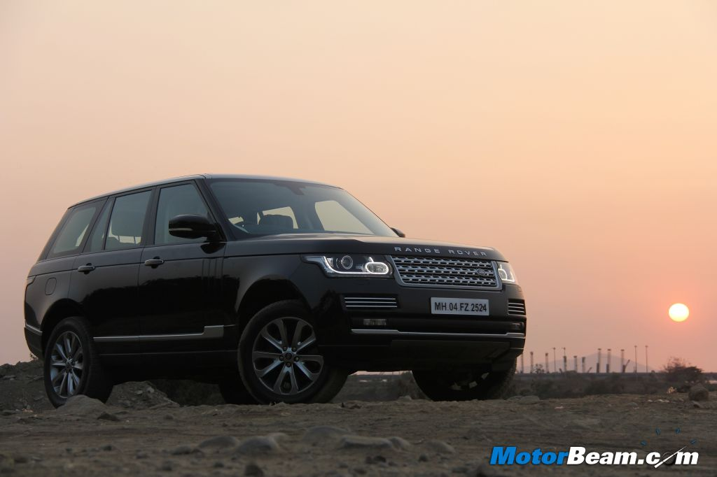 2013 Range Rover Test Drive Review