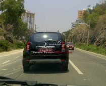 2013 Renault Duster 4WD Spotted Testing