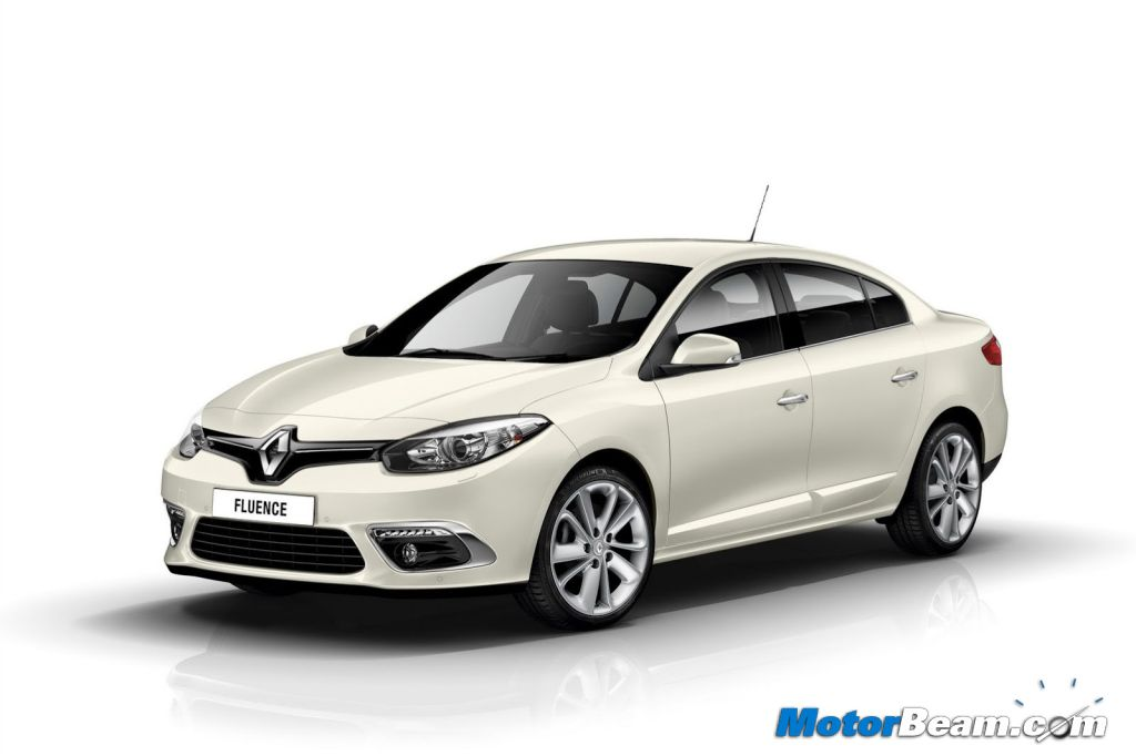 2013 Renault Fluence Facelift