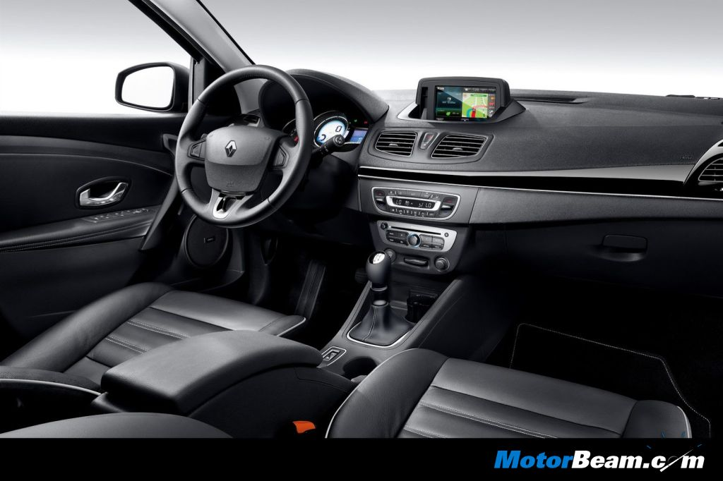 2013 Renault Fluence Interiors