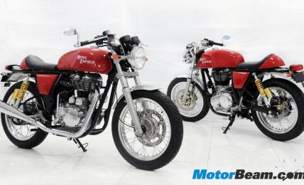2013 Royal Enfield Cafe Racer 535