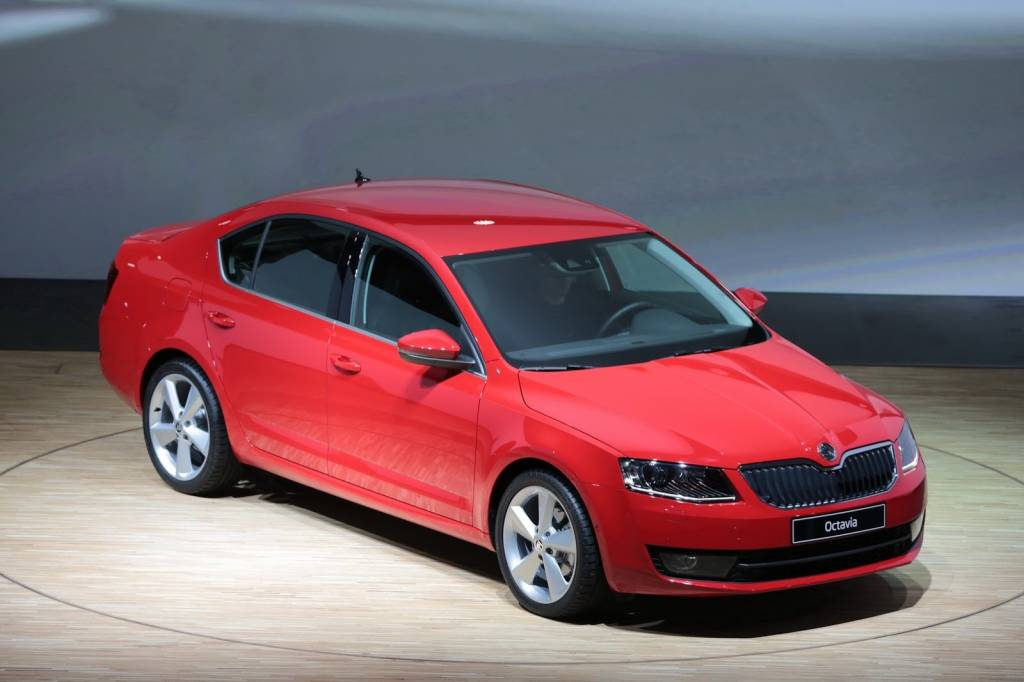 Skoda octavia bookings open priced from rs 14 lakhs