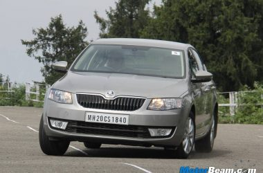 Skoda Octavia Gets New Top Variant Called Style Plus
