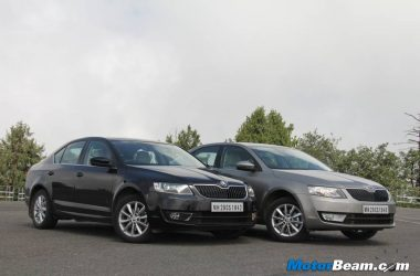 Skoda Octavia Ambition Plus Variant Launched In India