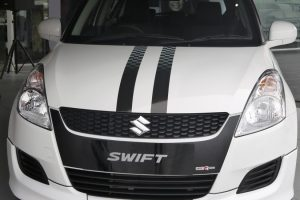 2013 Suzuki Swift RR Front