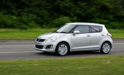 2013 Suzuki Swift Update