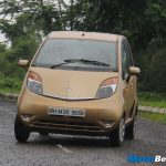 2013 Tata Nano Road Test