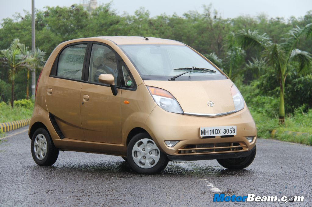 2013 Tata Nano Test Drive Review