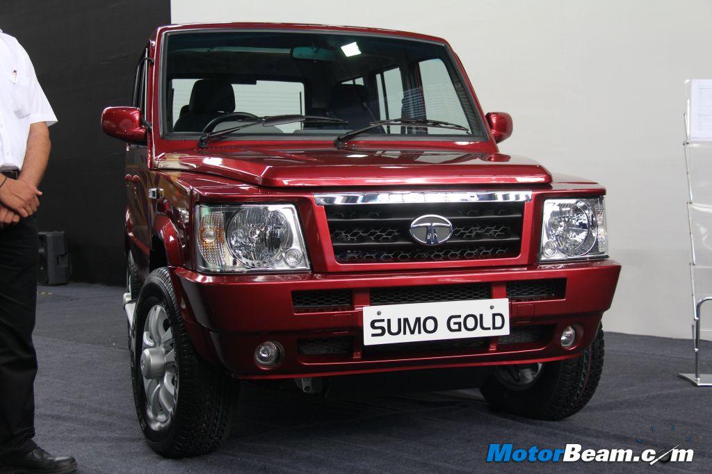 Tata Sumo Gold Launched In India