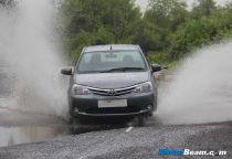 2013 Toyota Etios Road Test