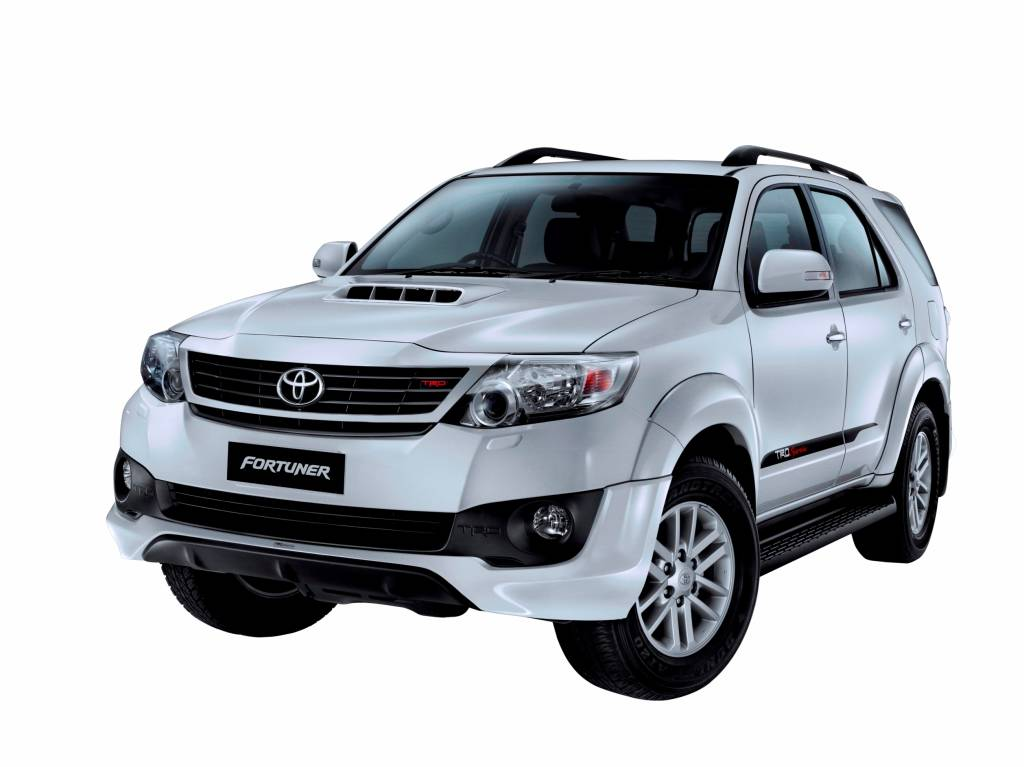 Toyota Fortuner Trd Sportivo Limited Edition Launched