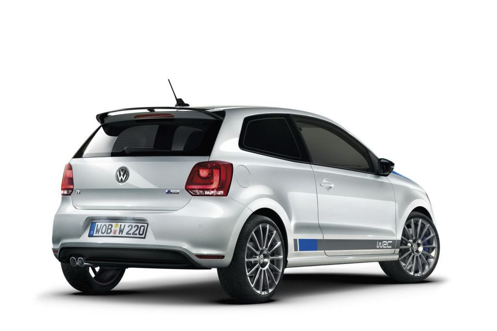 Volkswagen Polo R Wrc Launched Details And Pictures