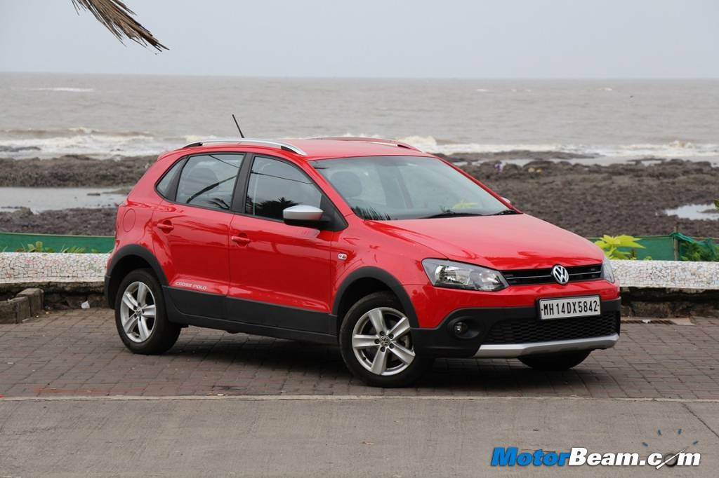 2013 Volkswagen Cross Polo Review