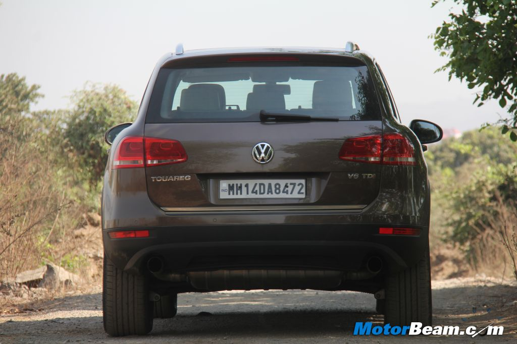 2013 Volkswagen Touareg Review