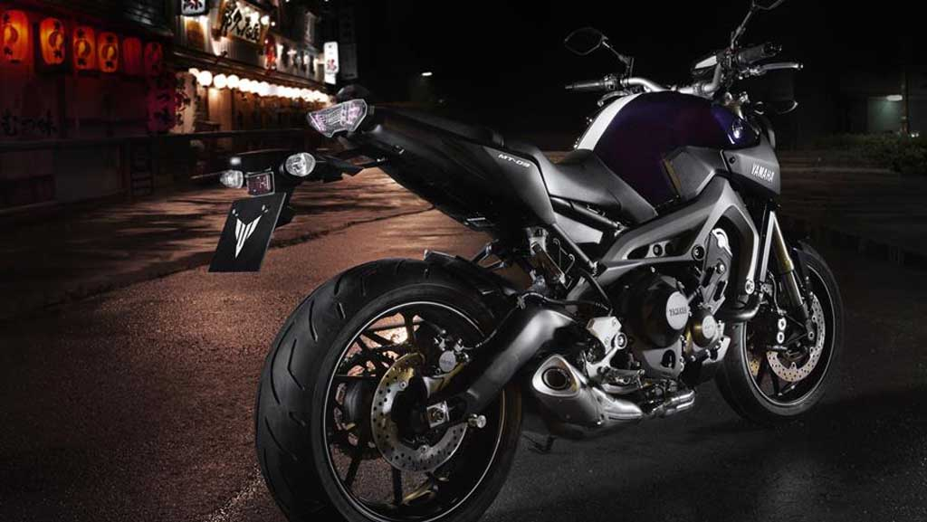 2013 Yamaha MT-09 Swing Arm