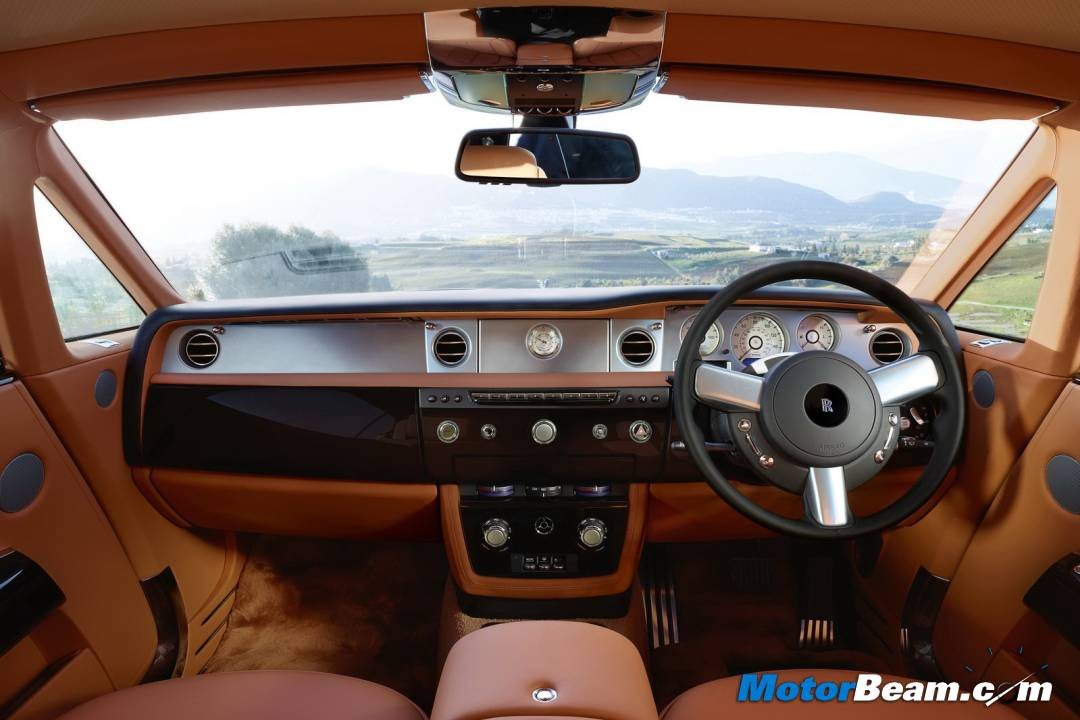 2013 Rolls-Royce Phantom Interiors
