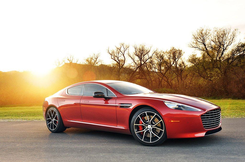 Aston Martin Launches Rapide S In India Priced At Rs 4 4 Crores
