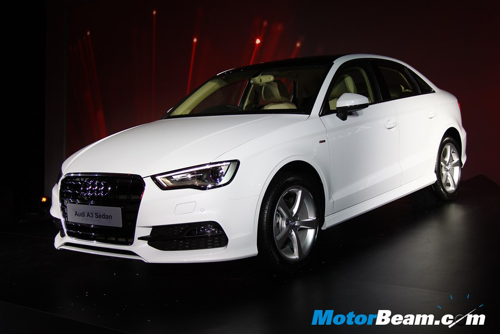 2014 Audi A3 Launched In India Priced From Rs 22 95 Lakhs