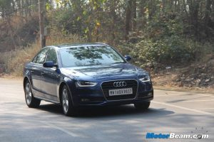 2014 Audi A4 Performance Review