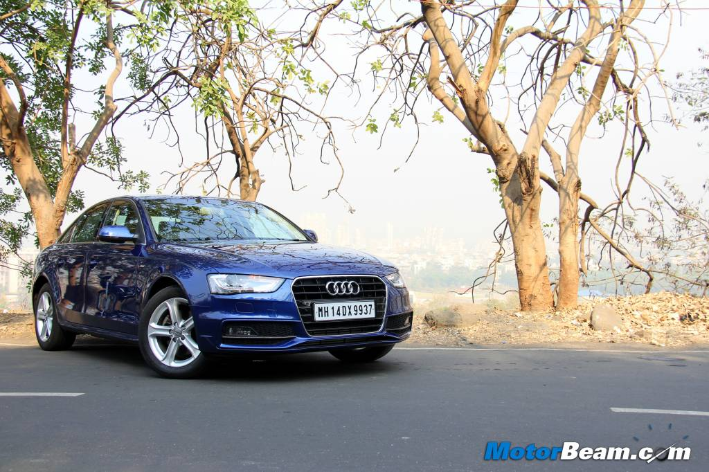 2014 Audi A4 Test Drive Review