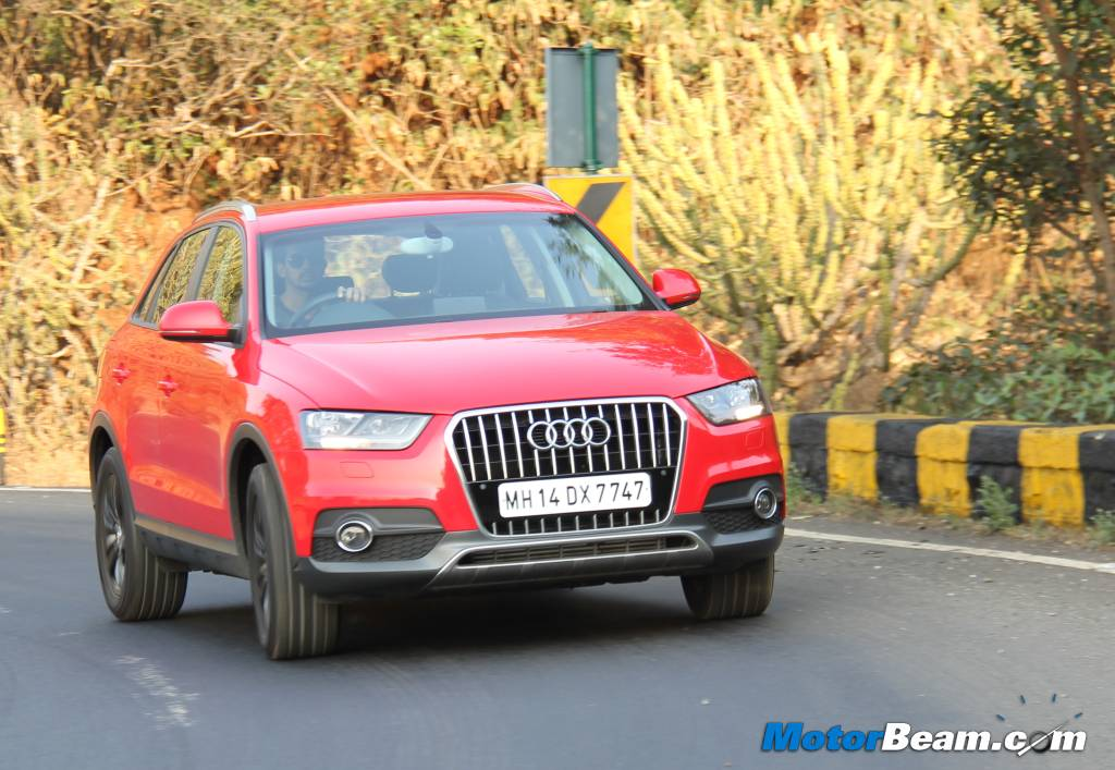 2014 Audi Q3 S Edition Review
