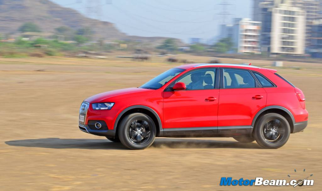 2014 Audi Q3 S Performance Review
