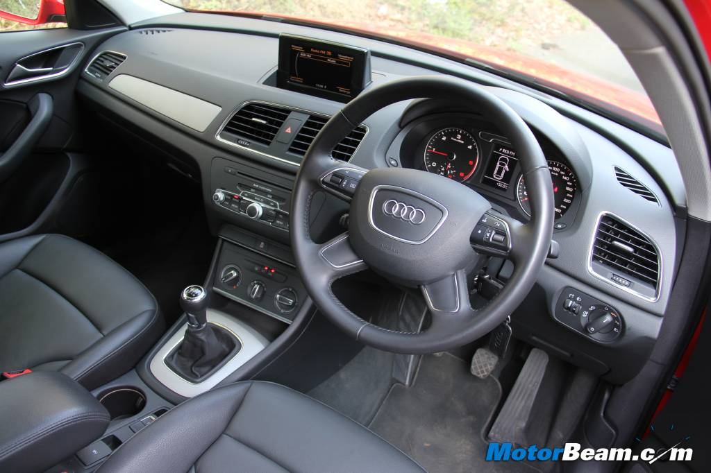 2014 Audi Q3 S User Experience