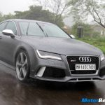 2014 Audi RS7 Test Drive Review