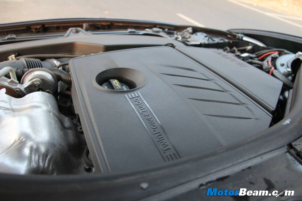 2014 BMW 116i Performance Review