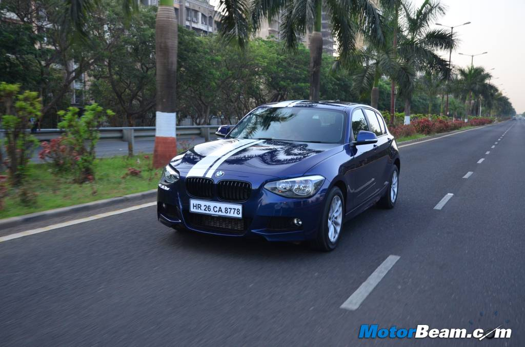 2014 BMW 116i Road Test Review